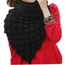 Lovely Floral Crochet Scarf LICs For Women Collar Knitted Scarves LIC Winter Dachshun Female Spring Stole