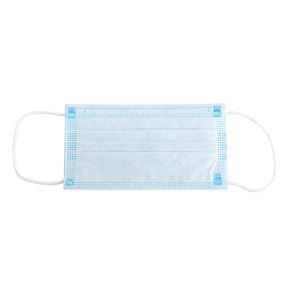 50PCS High Quality Mask Earloop Face Mouth Masks Three-layer Protective Mask Mask Anti-bacterial Mask