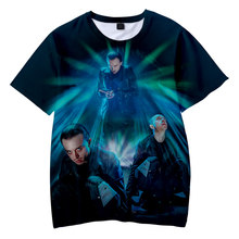 Hot Sale Rapper Tommy Cash 3d Printed Men/wome T-shirt Summer Fashion Casual Hip-hop Short Sleeve Round Neck Harajuku Tops