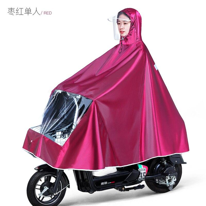 Portable Waterproof Jacket Raincoat Women Set Ladies Hooded Raincoat Lightweight Stylish Outdoor Regenpak Dames Rainwear OO50YY