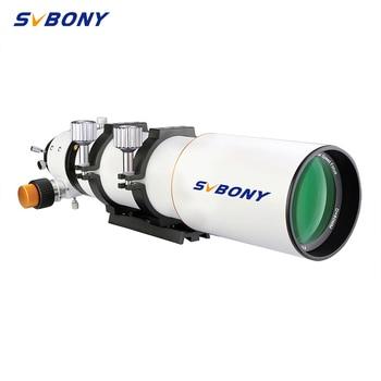 """SV503 80ED F7 Telescope OTA Achromatic Refractor Tube 2"""" Dual Speed Focuser SV503"""