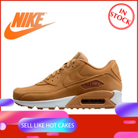 Original Authentic Nike AIR MAX 90 Men's Light Running Shoes Breathable Sneakers Outdoor Walking Jogging Sneakers 881105 200