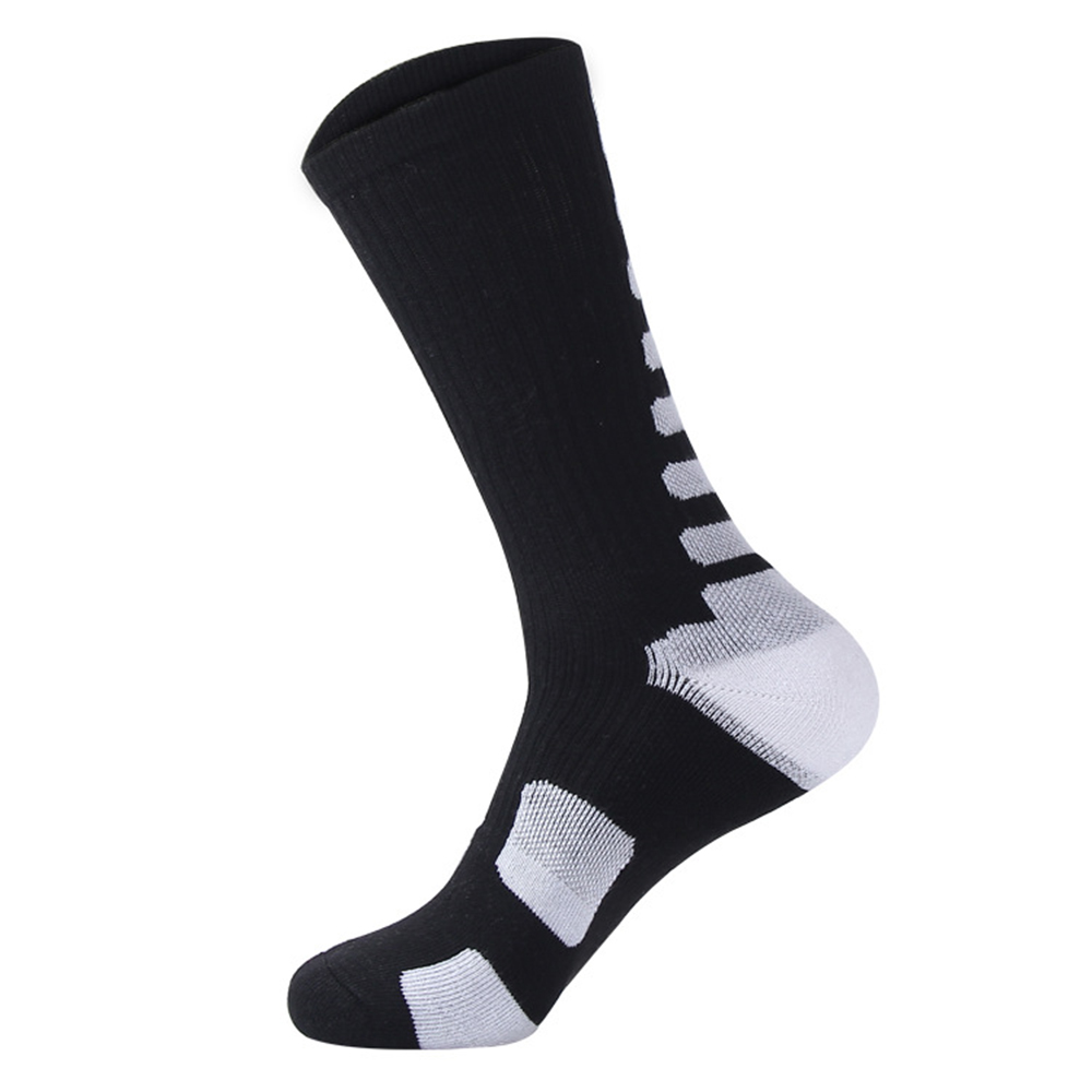Cycling Socks Knee-High Professional Bicycle Compression Stocking Breathable Outdoor Sport Footwear Protect Running Socks BC0226 (12)