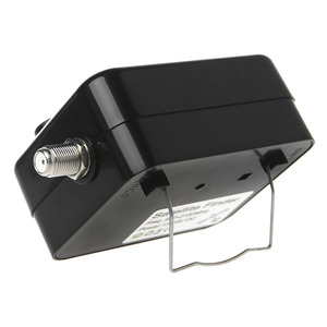 Image 4 - Портативный спутниковый сигнал, мини чувствительный измеритель зуммера с ЖК дисплеем, поиск цифрового ТВ приемника постоянного тока 13 18 в