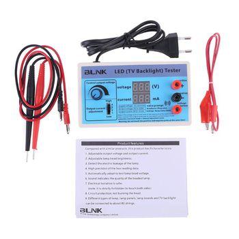 Comprobador de tiras leds y backlight de televisores LED