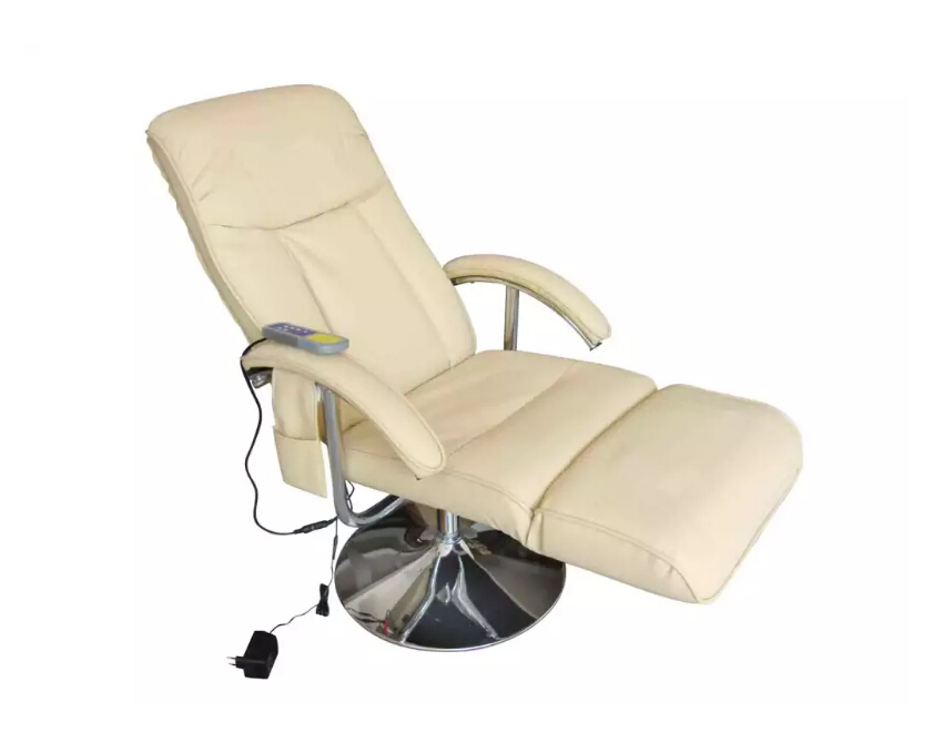 Hot Sale Massage Table Electric Massage Chair Artificial Leather Massage ChairLuxury Full Body Neck Relax Massage Chair For Home