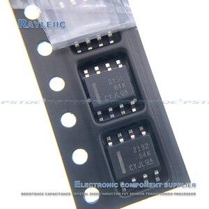 Image 2 - 5PCS~20PCS NEW Original OPA2192IDR 2192 SOP 8 OPA2192ID OPA2192I OPA2192 SOP8 Operational Amplifier In Stock