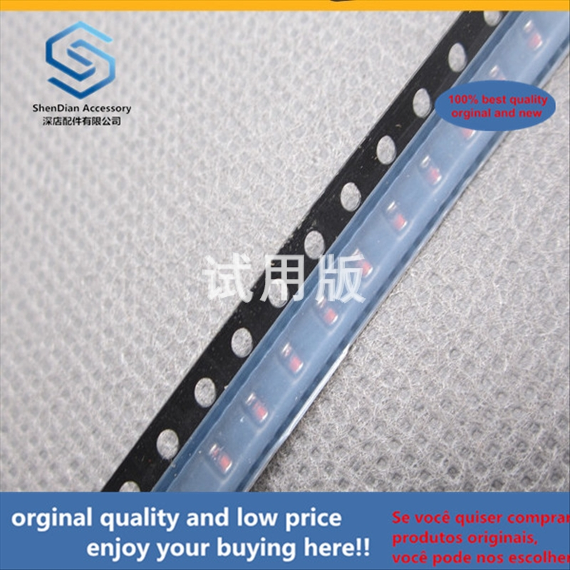 50pcs 100% Orginal New Best Quality SMD Diode BZM55B9V1-TR MELF 0805 9V1 Regulated Zener