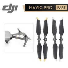 DJI Mavic Pro Platinum 8331 ใบพัดเสียงรบกวนต่ำใบพัดสำหรับ Mavic Pro อุปกรณ์เสริม 1 คู่