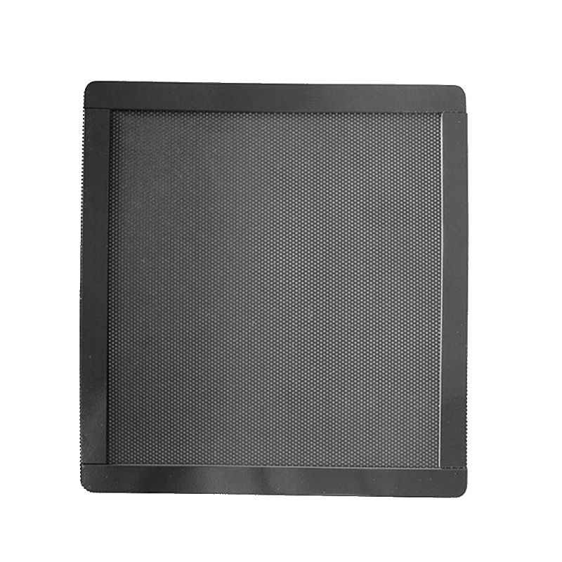 120X120 Mm/140X140 Mm Magnetic Frame Penyaring Debu PVC Mesh Net Cover Guard untuk rumah Chassis Komputer PC Kasus Kipas Pendingin