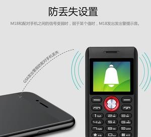 Image 3 - 원래 멜로즈 M18 미니 전화 MP3 카메라 블루투스 울트라 얇은 1.7 인치 야외 Shockproof 방진 전화