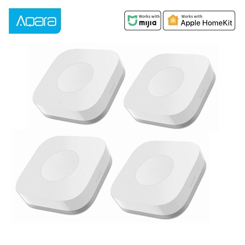 Aqara Smart Wireless Switch One Key Intelligent Application Remote Control ZigBee Wireless Wifi Connection With Mijia mihome