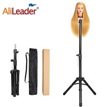 Штатив alileader 125 см для парикмахеров голова манекена прочная