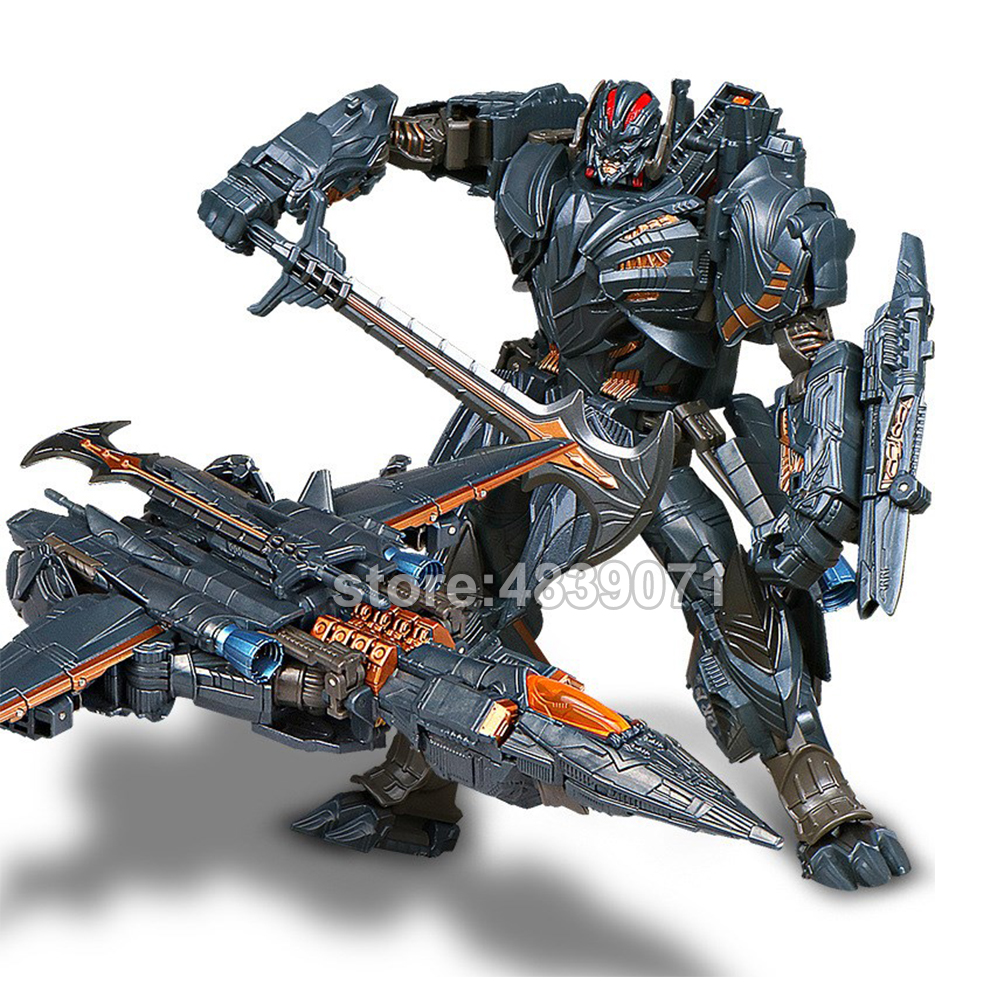 Экшн-фигурки BMB, игрушки из фильма Megotran TF5, игрушки-роботы из сплава с изображением последнего рыцаря галватрона Вояджера MP36
