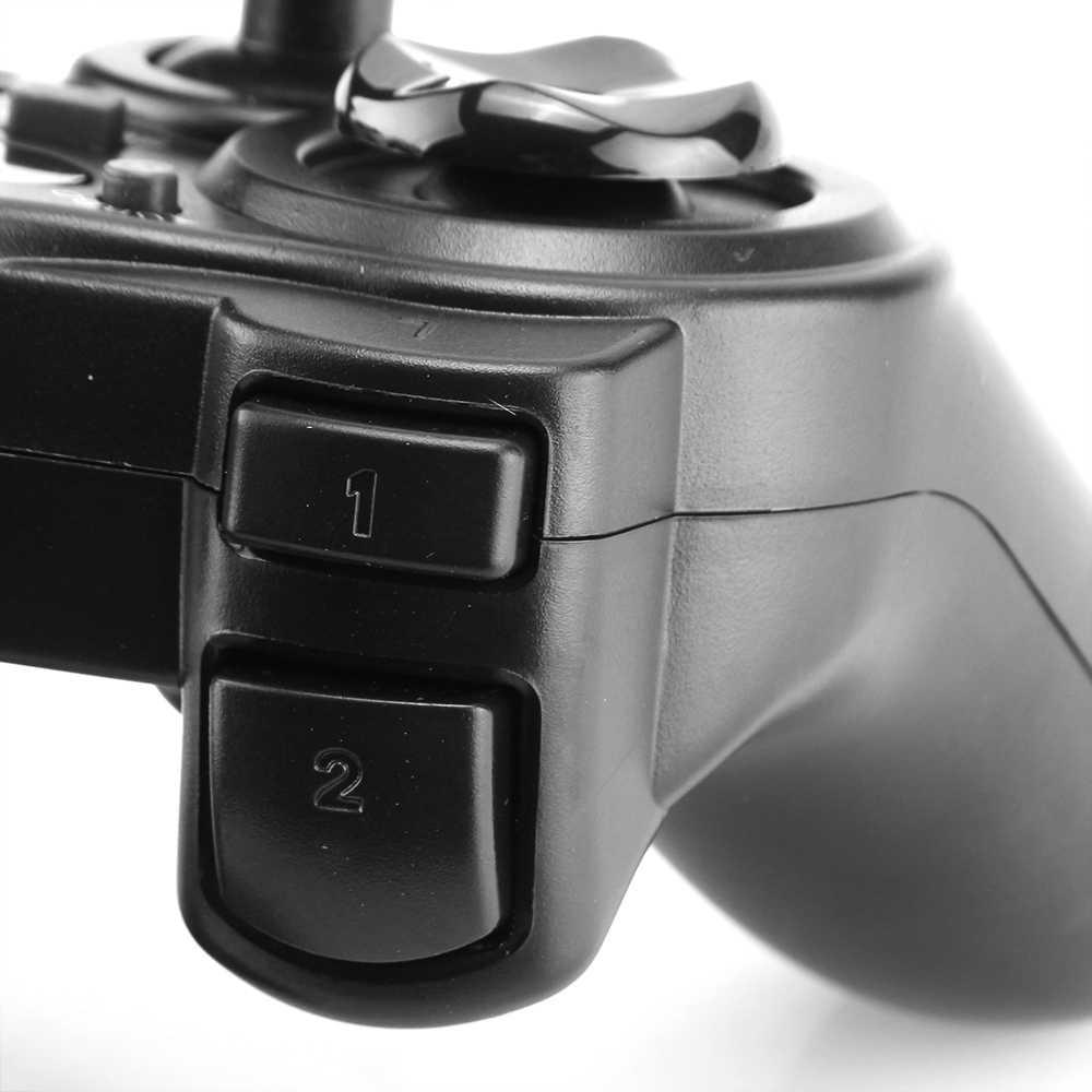 2019 السلكية غمبد المقود USB 2.0 صدمة Joypad غمبد أذرع التحكم في ألعاب الفيديو عصا التحكم للكمبيوتر المحمول الكمبيوتر Win7/8/10/XP/Vista