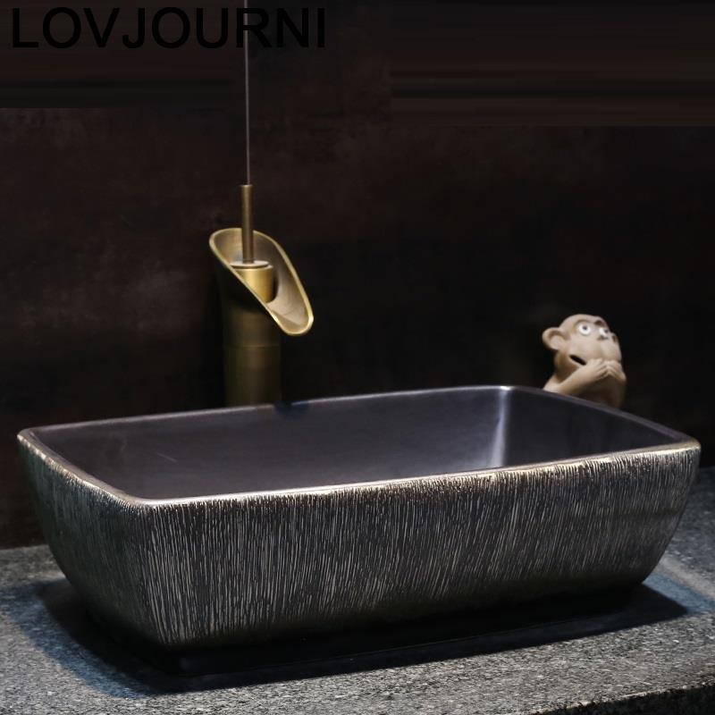 Permalink to Bathroom Vanity Evier Para Umywalka Waschtisch Fregadero De Lavabo Lavandino Bagno Basin Sink Cuba Pia Banheiro Washbasin
