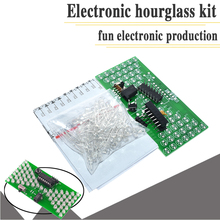 AEAK 5V Electronic Hourglass DIY Kit Funny Electric Production