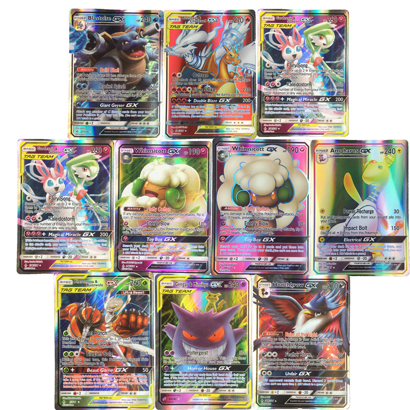 kids-toys-shining-font-b-pokemones-b-font-cards-game-battle-carte-25-50-100pcs-trading-cards-for-children-gifts