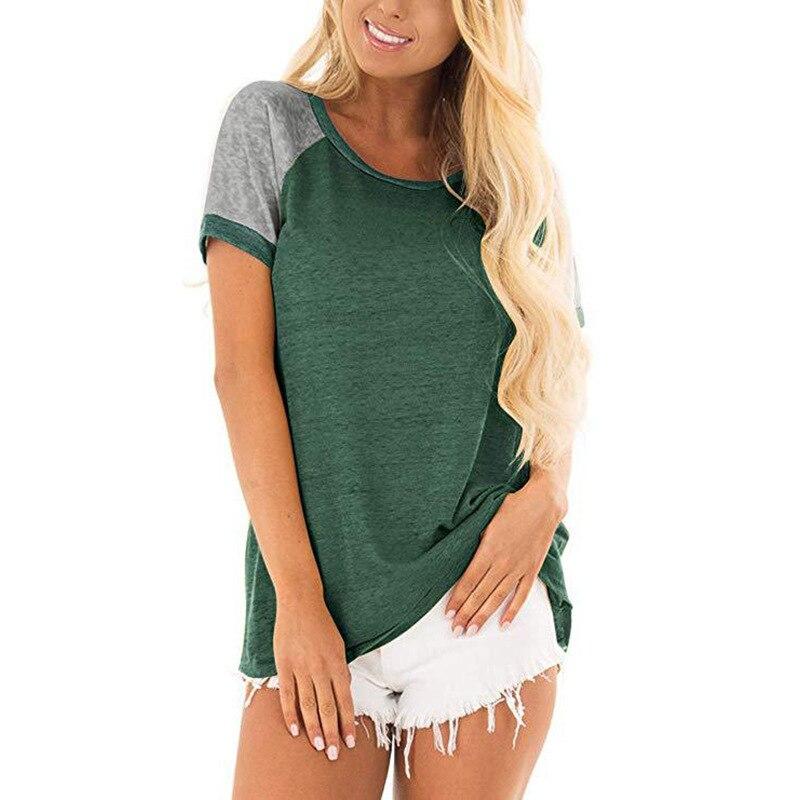 women tshirt summer (1)