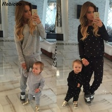 2016 Casual  New sports Suits Women Tracksuits Fashion O-Neck Regullar Full Sleeves Sexy Hot Sale Plus Size Without Baby Set