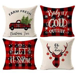 Christmas Decorations Pillow C