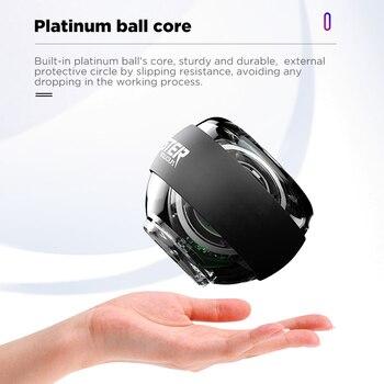 BOOSTER Massage Ball Gyro Wrist Power Ball Trainer Gyroscope Strengthener Arm Exerciser Exercise Machine Gym powerball Fitness 5