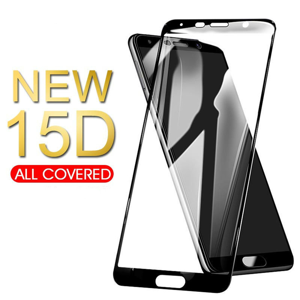 Full Covered Screen Protector for <font><b>Huawei</b></font> Mate20 8 9 10 20 <font><b>Lite</b></font> <font><b>15D</b></font> Tempered Front <font><b>Glass</b></font> Film for <font><b>P20</b></font> P10 <font><b>Lite</b></font> Plus <font><b>P20</b></font> Pro Film image