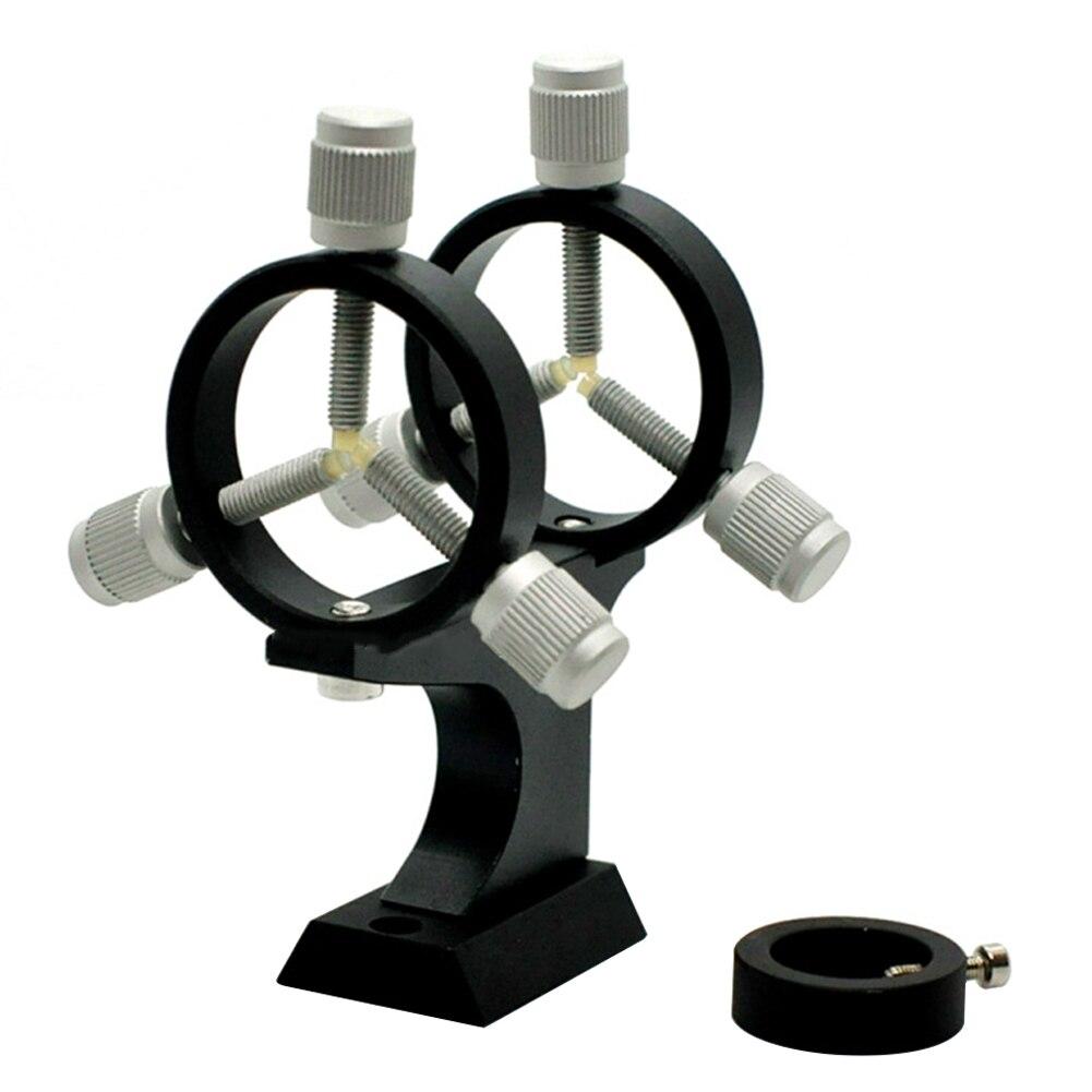 Стабильная легко установить указатель держатель, алюминиевый сплав держатель аксессуары для видоискателя подставка адаптер прочный для астрономические телескопы с большим выбором оптики