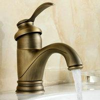 antique faucet B