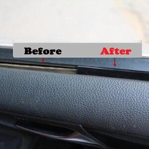 Image 2 - Kiểu Dáng Xe 1M Gioăng Cao Su Dây Cửa Sổ Bên Đường May Khoảng Cách Dán Cho Xe Hyundai IX35 I30 Solaris Creta Tucson Kona nissan Qashqai J11