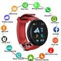 ספורט smart watch עבור נשים גברים ילדים חכם נייד מכשיר כושר Tracker Bluetooth שעונים עבור iPhone Xiaomi אנדרואיד טלפון