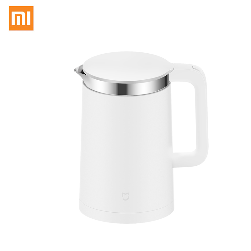 Xiaomi Mijia Electric Kettle Teapot Thermostat Constant Temperature Mi APP Control Smart Water Boiler Stainless Steel