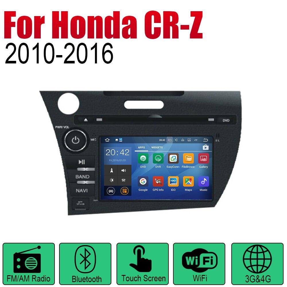 Honda CR-Z ab 11 2-DIN Autoradio Einbauset  Lenkradfernbedienungsadapter