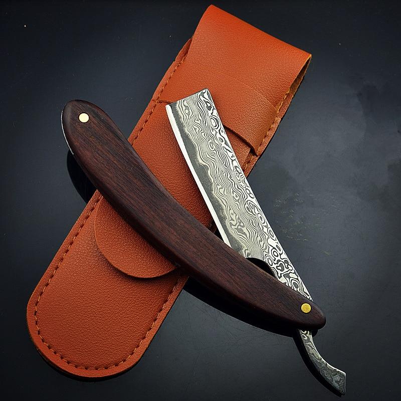 damas-modele-acier-palissandre-poignee-vintage-rasoir-coupe-de-cheveux-lame-de-rasage-rasoir-rasage-rasoir-barbier-outils-g0131