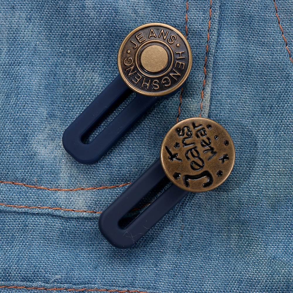 Trousers Pants Extender Jeans Retractable Button Hooks Sewing accessories
