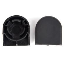 1pc 2cs akcesoria samochodowe zakrętka wymiana wycieraczki głowy nakrętka pokrywy dla Toyota Yaris Corolla Verso Auris tanie tanio CN (pochodzenie) plastic 1 1inch Car Wiper Arm Cover Screw Cap 1 22inch