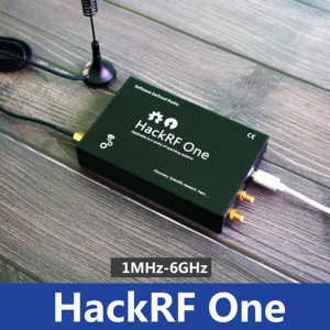Image 2 - HackRF One usb platform reception of signals RTL SDR Software Defined Radio 1MHz to 6GHz software demo board kit dongle receiver