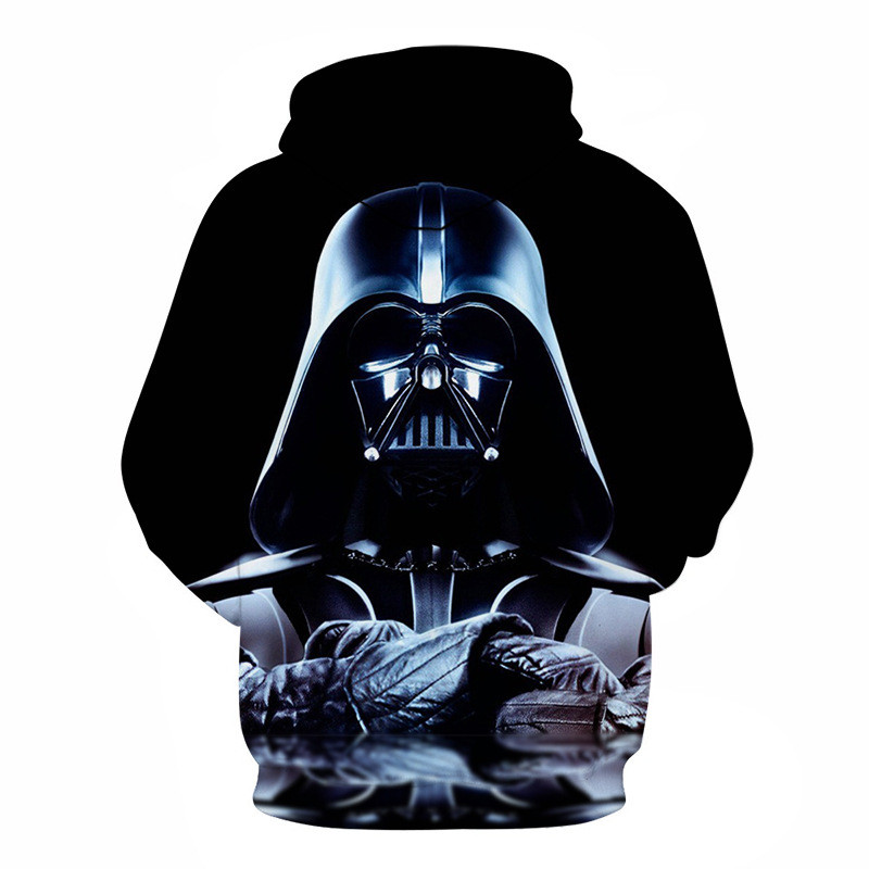 3D Printed Star Wars Hoodies Men&Women 16