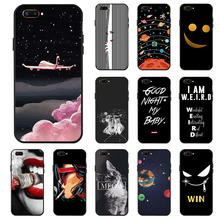 Smart Phone Case For Vivo X20 X9 X9S Plus Cases Soft TPU Fashion Black Silicone TPU Cover For Vivo X9 X20 X21 Bumper Fundas