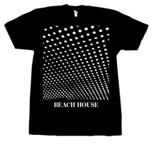 Beach House GLOW IN THE DARK Bloom T-shirt BRAND NEW sub pop Excellent Quality(China)
