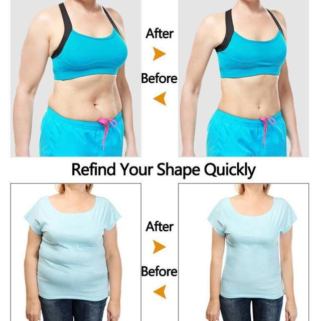 New Diving Material Yoga Sports Sweat-abdominal Belt Ladies Large Size Neoprene Corset Corset Women Waist Trainer Body Shapers 4