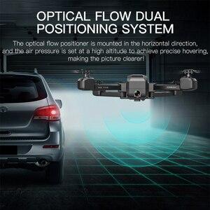 Image 2 - ZLL SG706 Drone 4K FPV Camera drone Professional 720P 1080P dual camera 50X zoom optical flow Foldable Quadcopter VS E58 dron