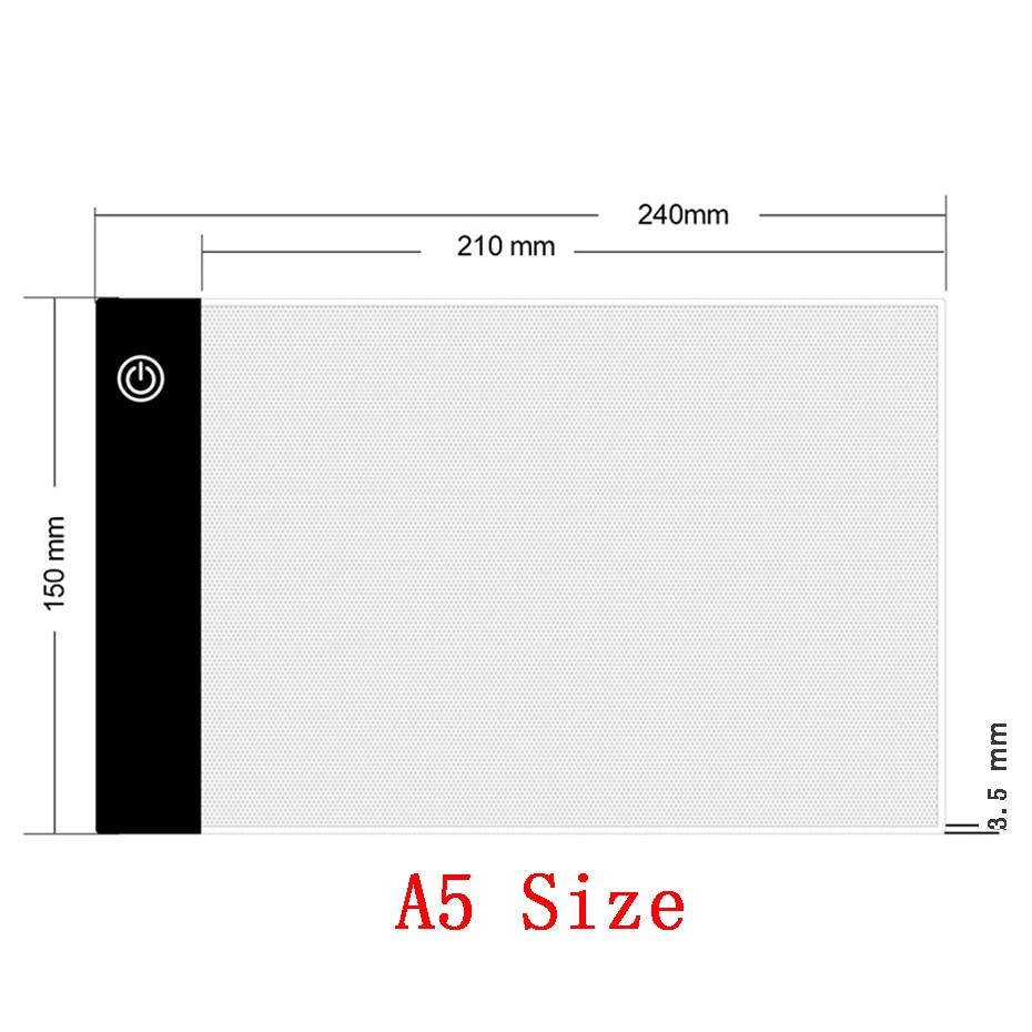 Da-A5尺寸