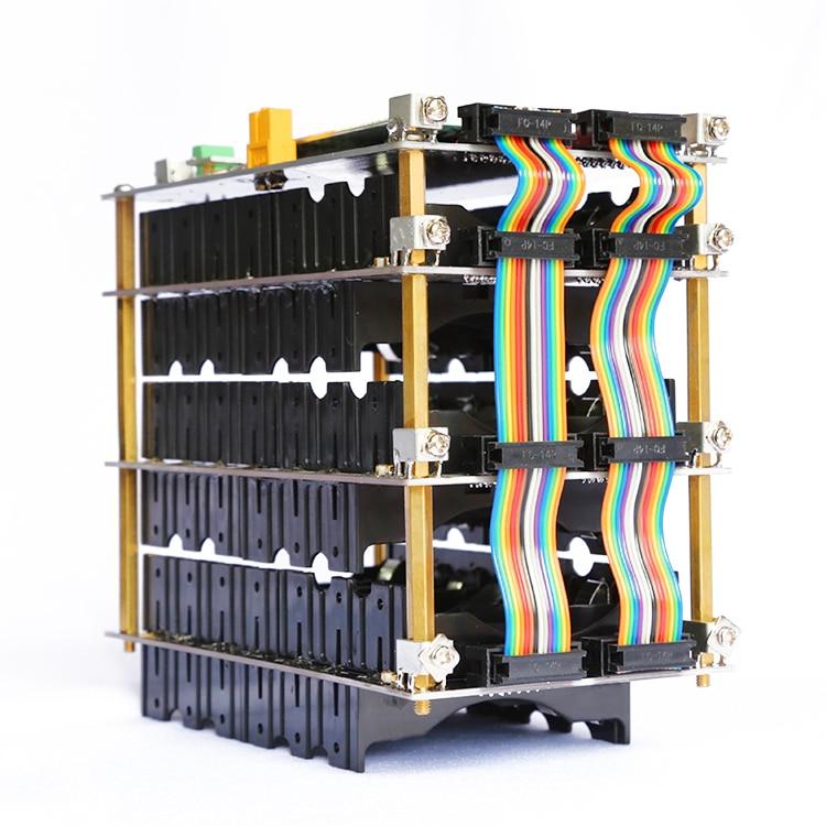 48V Power Wall 13s Battery Pack 13S Battery Module 13S Battery Box Li-ion Lithium 18650 Battery Pack BMS PCB Board 48V 20ah 45ah