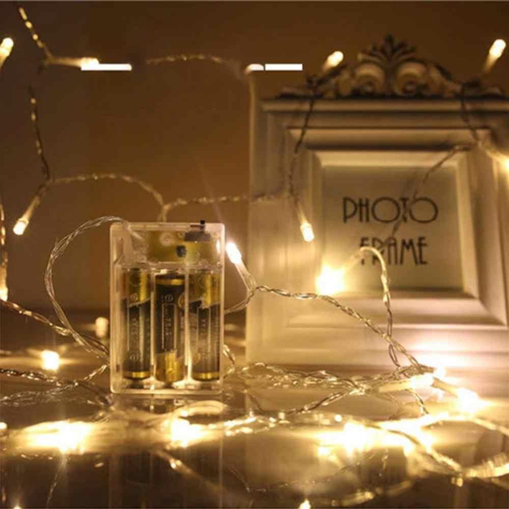 Đèn Led Dây Box Ngày Giáng Sinh Chống Nước Dây Đèn Ins Đèn Trang Trí Đèn Chiếu Sao