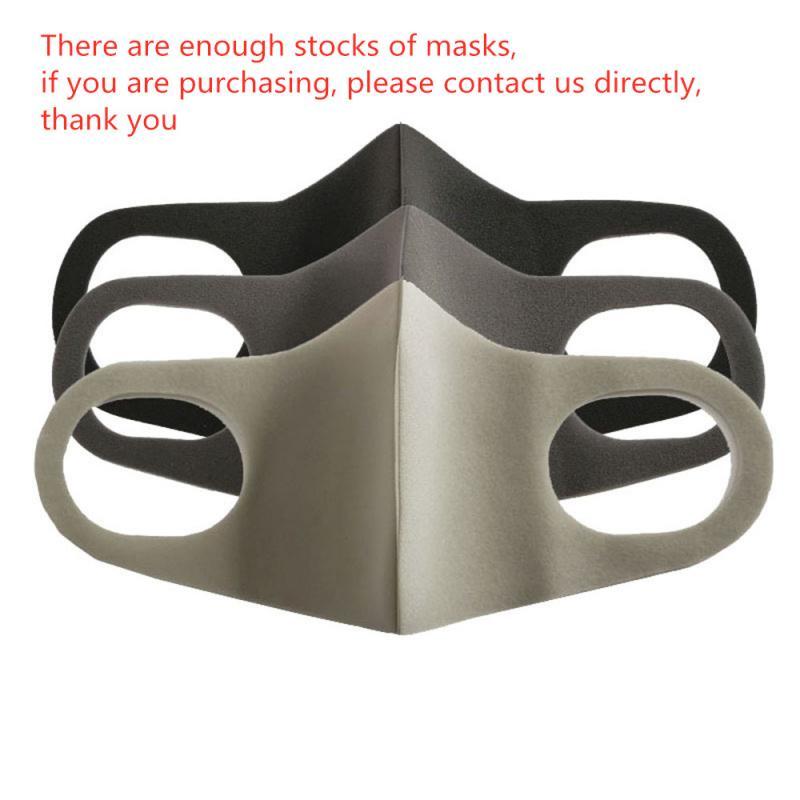 1Pcs/5pcs/10pcs Cotton Breath Valve PM2.5 Mouth Mask Anti Pollution Mask Cloth Activated Carbon Filter Respirator 1