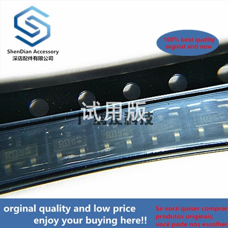 10pcs 100% Orginal New BFR180 E6327 NPN RF Transistor SMD SOT-23 SC-59