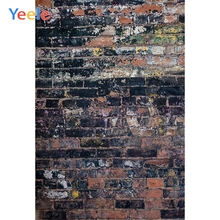 Yeele Photocall Scruffy Graffiti Brick Wall Grunge Photography Backdrops Personalized Photographic Backgrounds For Photo Studio