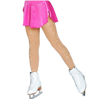 women-free-size-rhinestone-ice-skating-trousers-figure-skating-pants-thermal-long-pantyhose-ice-skate-with-shoes-cover-children