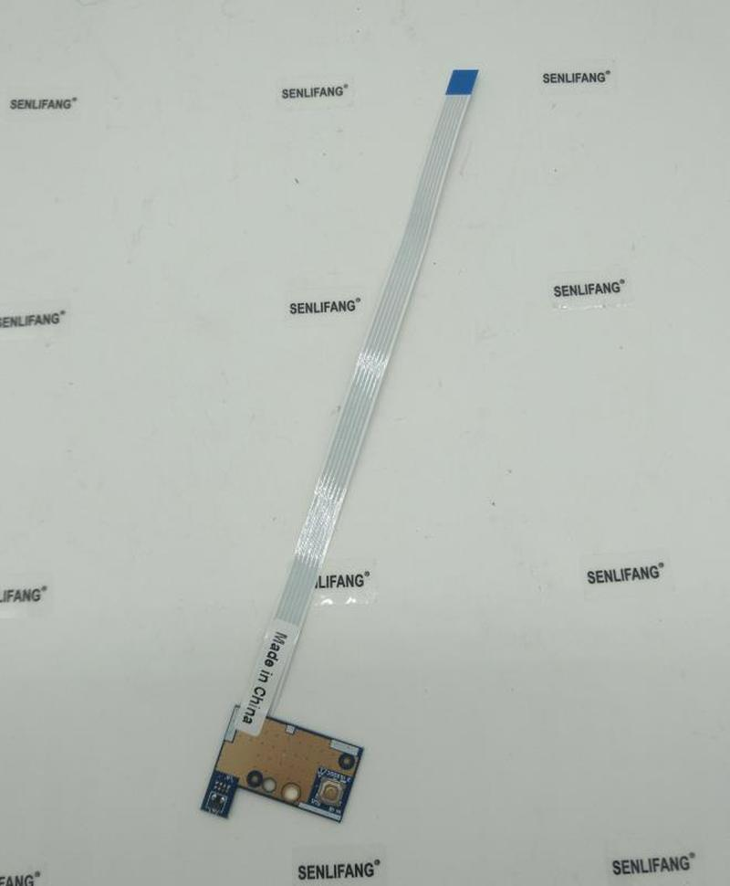 Original FOR ACER ASPIRE E5-521 E5-511 E5-571 POWER BUTTON BOARD With Cable Z5WAH LS-B161P